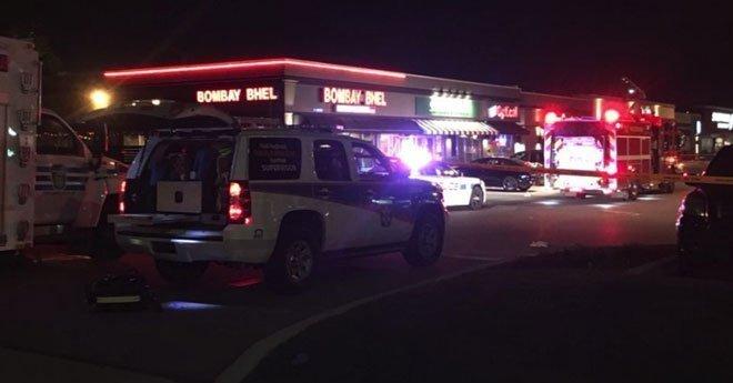 فيديو..رجلان يفجران عبوة ناسفة في مطعم بكندا وإصابة 15