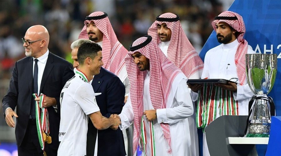 السعودية.. الوجهة المقبلة للبرتغالي رونالدو
