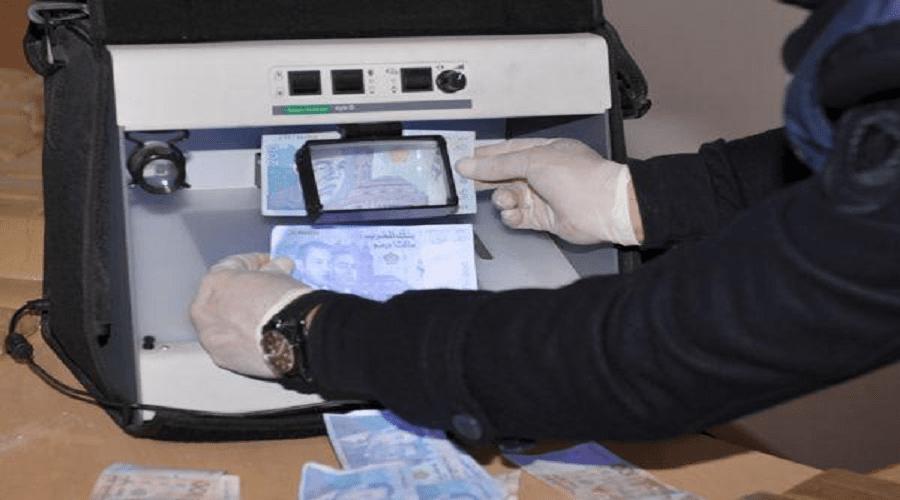 تزييف العملات والخيانة يجر فرنسي وعشيقته بتيفلت للاعتقال