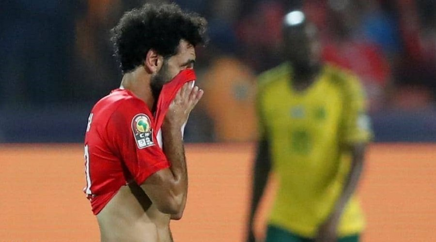 """مصر تغادر """"الكان"""" من الباب الضيق بعد الخسارة أمام جنوب إفريقيا"""