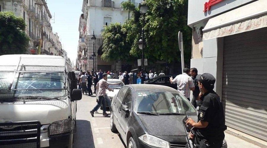 قتلى وجرحى في تفجيرين انتحاريين بالعاصمة التونسية