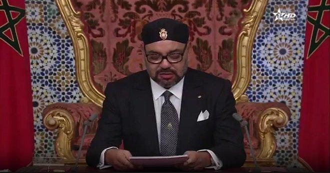 الخطاب الملكي بمناسبة الذكرى ال65 لثورة الملك والشعب