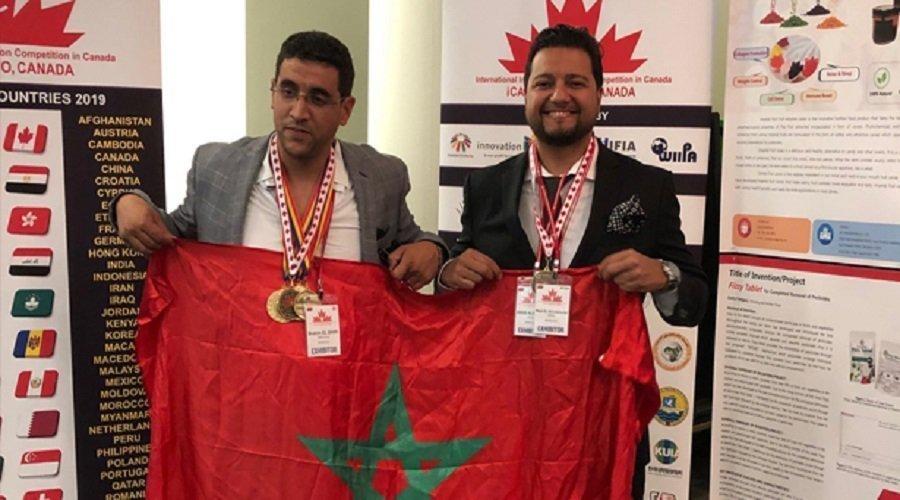 تتويج المغرب بميداليتين ذهبيتين وجائزة كبرى في المعرض الدولي للاختراعات بكندا