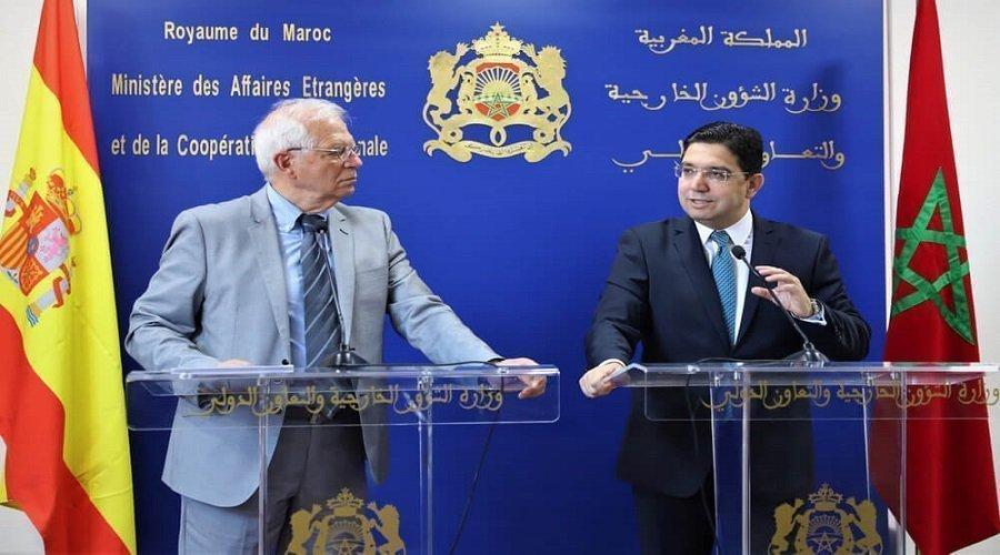 الكركرات.. ممثل الاتحاد الأوروبي يجري مباحثات مع بوريطة ونظيره الجزائري