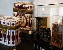 أروقة يطل عليكم من متحف مؤسسة عبد الرحمان السلاوي
