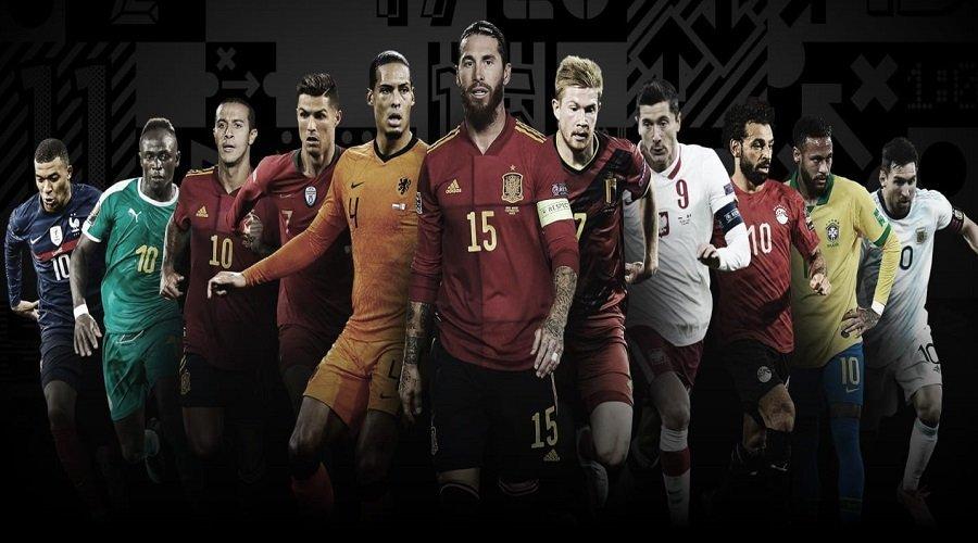 هؤلاء أبرز المرشحين لجائزة أفضل لاعب في العالم