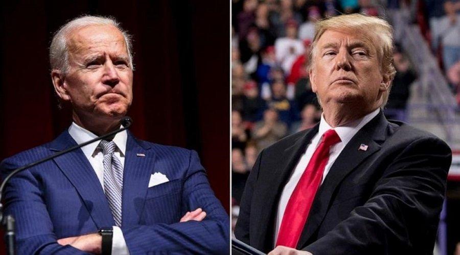 ترامب: بايدن لا يمكن أن يكون رئيسا للولايات المتحدة