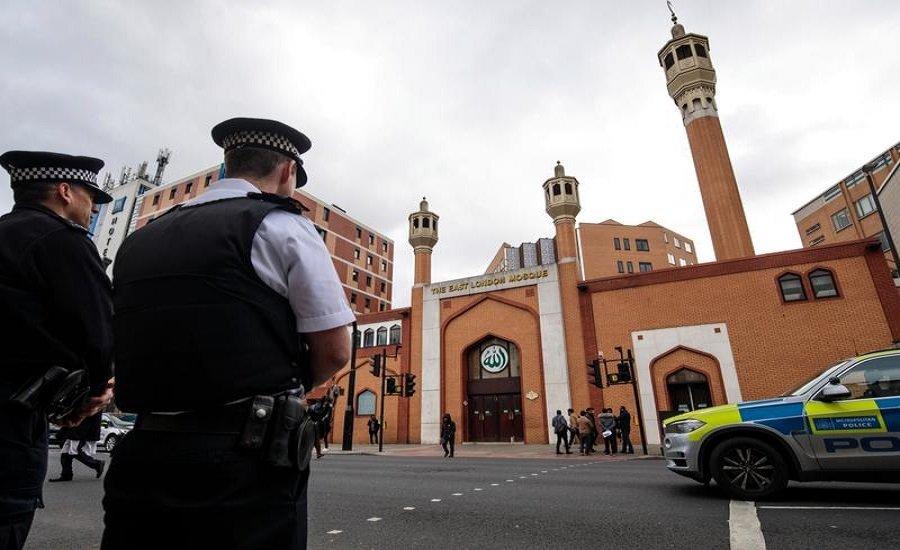 التحقيق في إطلاق نار على مسجد أثناء صلاة التراويح في لندن