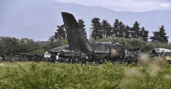 الجيش المغربي يحقق في تحطم الطائرة العسكرية الجزائرية