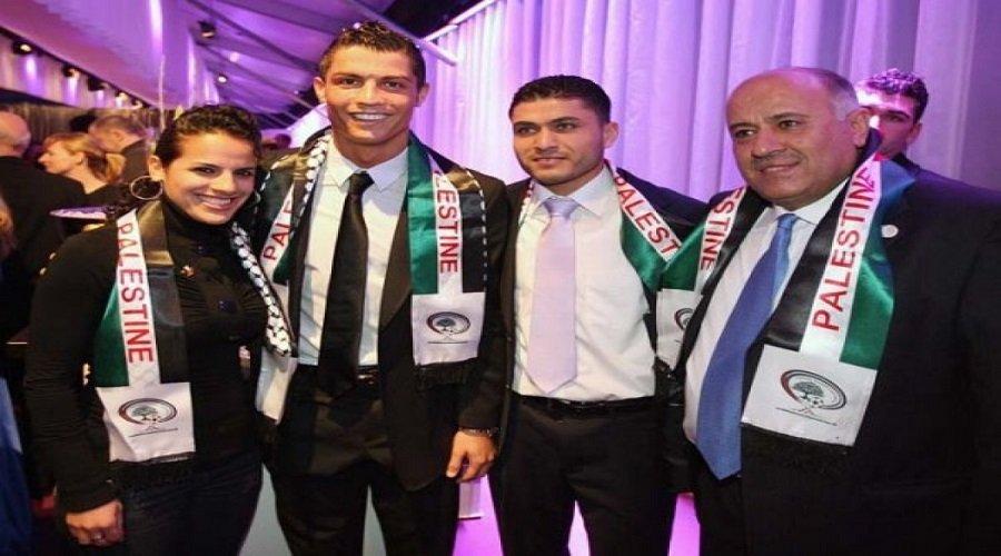 كريستيانو رونالدو يتبرع بمليون ونصف يورو لإطعام الصائمين في فلسطين