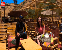 """بحور بلادي : اكتشفوا المميزات الطبيعية والجمالية لشاطئ """"راس اللفعة"""" بمدينة آسفي"""