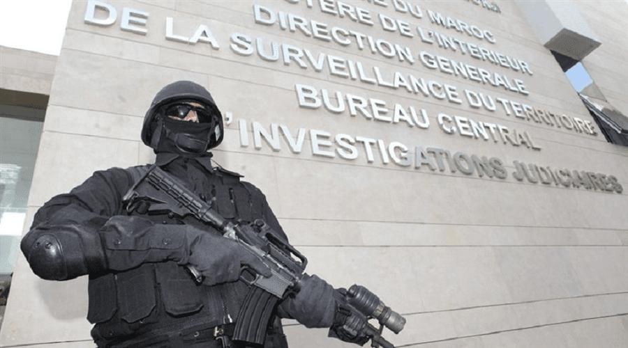 """""""البسيج"""" يفكك خلية إرهابية موالية لداعش في عمليات أمنية بطنجة"""