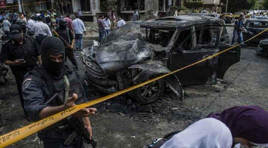مصر تنفذ حكم الإعدام بحق 9 مدانين في اغتيال النائب العام
