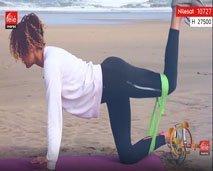تمارين رياضية بسيطة مع كلثوم أضمير