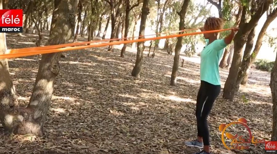 تمارين رياضية للتخلص من ترهلات الجسم