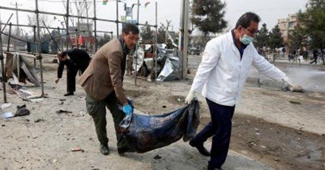 فيديو .. ارتفاع عدد قتلى انفجار كابول إلى 31 والمصابون 54
