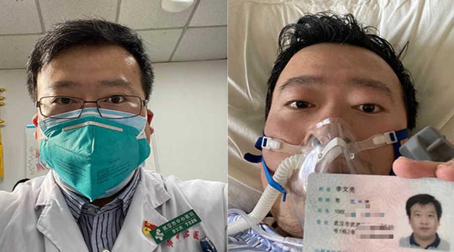 """حكاية  الطبيب الصيني """"لي ون"""" أول من دق ناقوس الخطر القادم ..كورونا"""