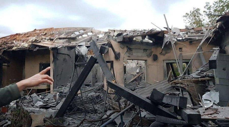 e998b2a67 قصف صاروخي يسقط جرحى إسرائيليين - تيلي ماروك