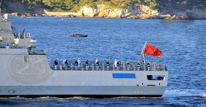رصدها مركز المراقبة عبر الأقمار الاصطناعية.. البحرية الملكية توقف سفينة تركية