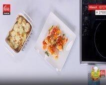 شاف لغسيط: غراتان بالبطاطس الحلوة وميرلان بالطماطم الكرزية