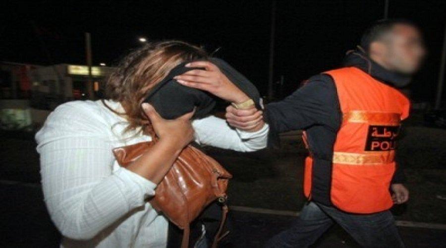 اعتقال فتاة تتزعم عصابة متخصصة في السطو على إعانات الطوارئ