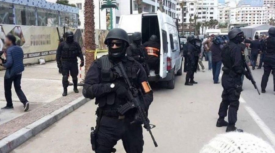 """""""البسيج"""" يتمكن مكن تفكيك خلية إرهابية موالية لداعش"""