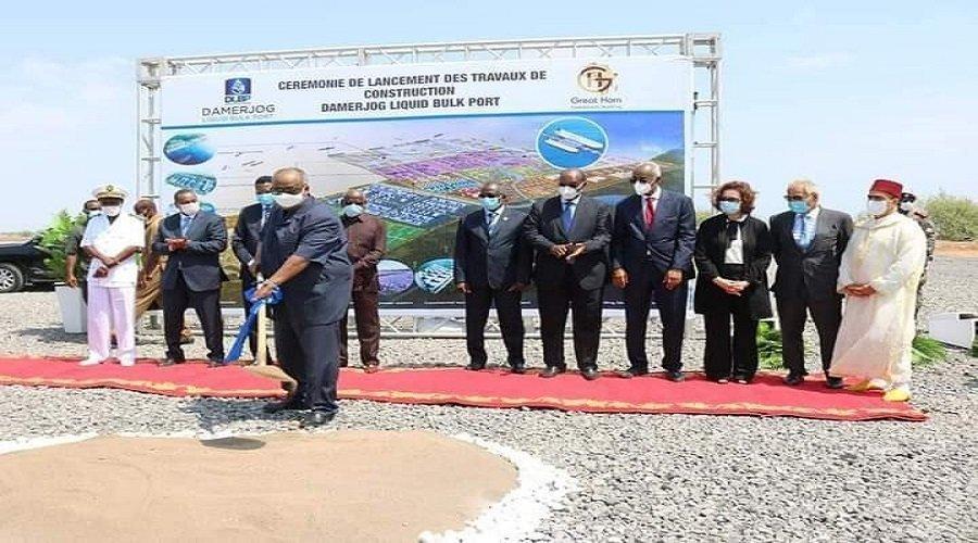اطلاق أشغال بناء محطة نفطية بجيبوتي بخبرة مغربية