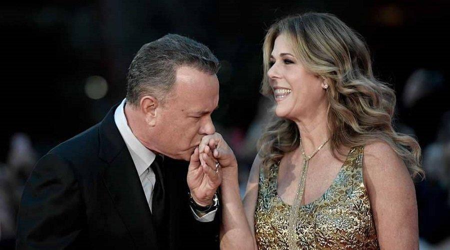 إصابة الممثل الأمريكي طوم هانكس وزوجته بفيروس كورونا