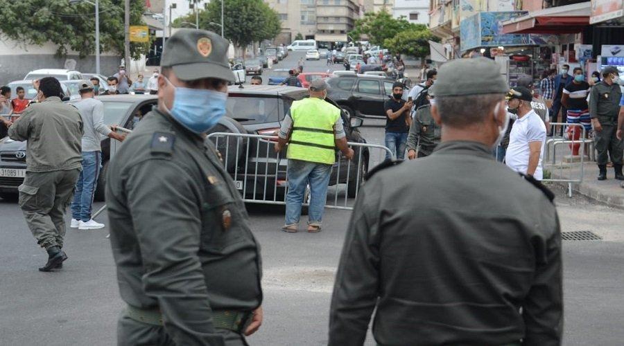 الحكومة تمدد فترة العمل بتدابير كورونا لمدة 14 يوما بالدار البيضاء