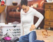 أعراض تدل على نزول الرحم