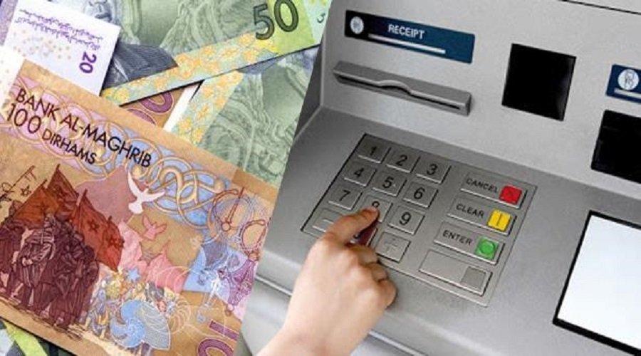 بسبب كورونا المغاربة سحبوا من البنوك 12 مليار درهم في أبريل