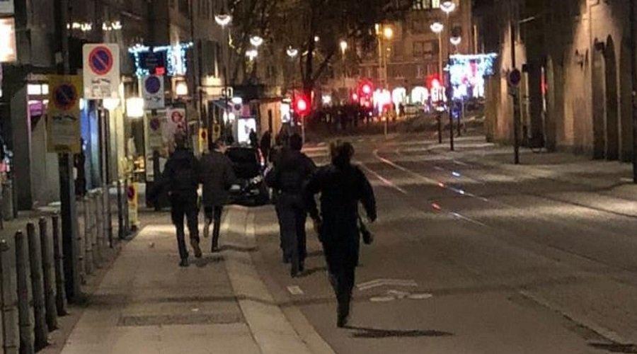 عاجل... إطلاق نار في ستراسبورغ الفرنسية ومصرع شخص وإصابة عشرة بجروح
