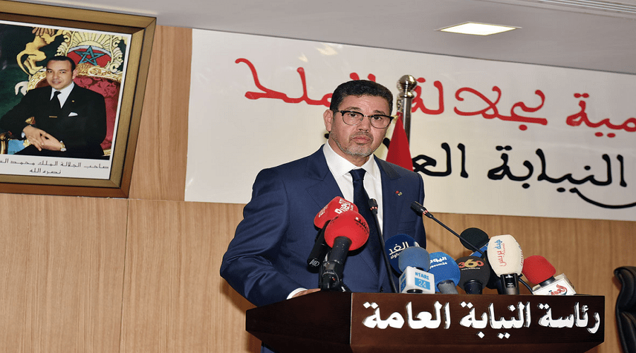 عبد النباوي يدعو وكلاء الملك إلى عدم متابعة الصحافيين جنائيا بتهم السب والقذف