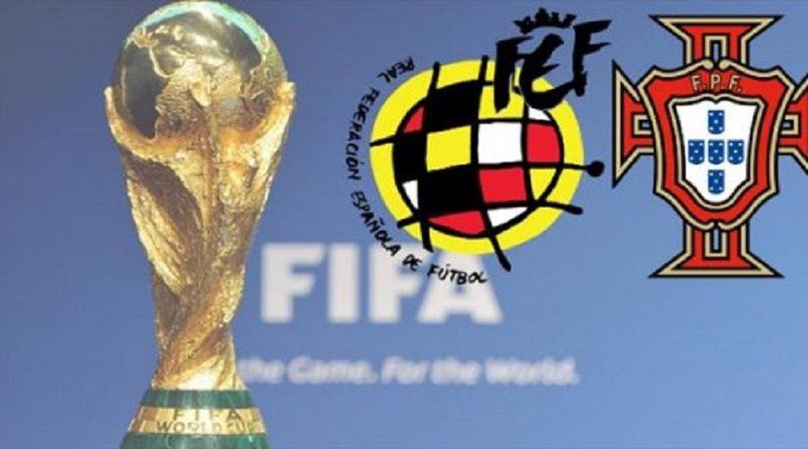 """إسبانيا والبرتغال يصدمان المغرب ويتقدمان بملف مشترك لتنظم """"مونديال 2030"""""""