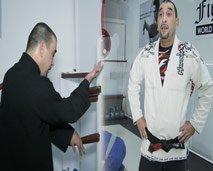 """أجي نشوفو أشنو اللي خلا  """"محمد تركستي"""" يعشق رياضة """" الجي جيتسو """" على برنامج مقاتلون"""