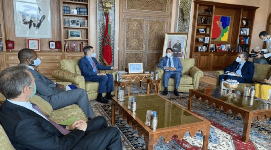 مسؤول أمريكي يشيد بقوة الشراكة الاستراتيجية بين أمريكا والمغرب