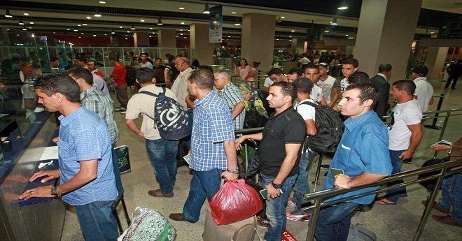 انطلاق العملية الأخيرة لترحيل 338 من المغاربة العالقين في ليبيا