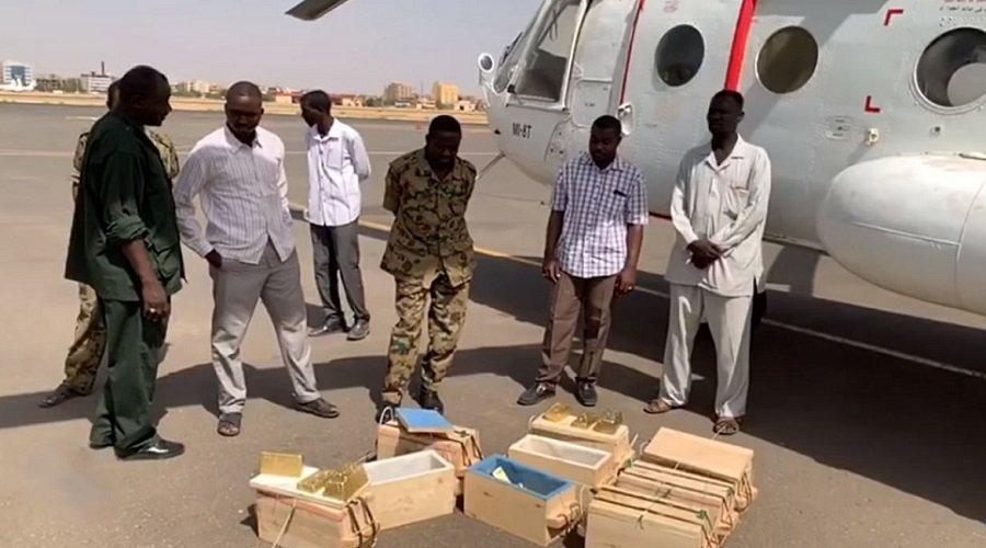 """السلطات السودانية تفرج عن ذهب """"مناجم"""" المغربية بعد أسابيع من الحجز"""