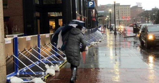 أمريكا.. مقتل خمسة أشخاص على الأقل بسبب عاصفة