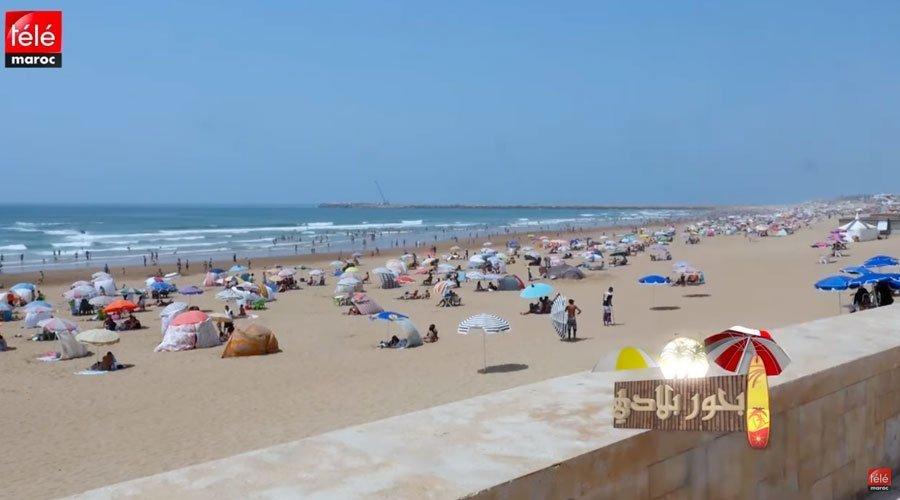 بحور بلادي: عيشوا متعة الصيف بشاطئ المهدية