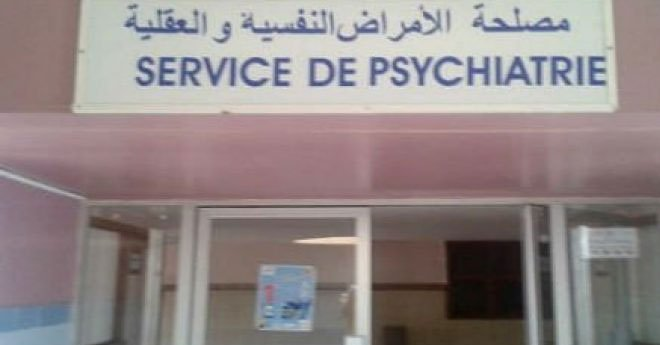 نقل إلى مستشفى الأمراض العقلية.. شرطي يطلق النار للأسباب مجهولة!!