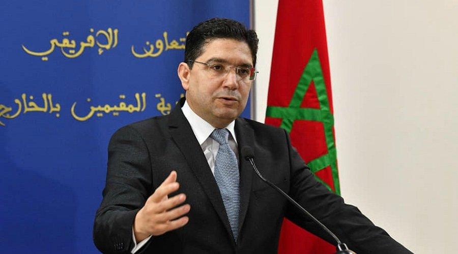 المغرب يعرب عن رفضه لأي تدخل أجنبي في ليبيا