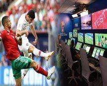 كليسة المونديال : سر قيلولة غرفة الحكام VAR في مباراة المغرب والبرتغال
