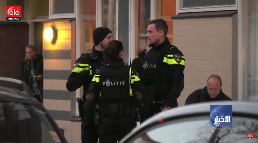 الشرطة تعلن اعتقال المشتبه به في إطلاق النار بأوتريخت بعد مطاردة استمرت ساعات