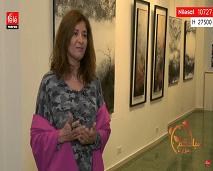 مونية بوطالب فنانة تشكيلية تخلت عن علمها القار من أجل شغفها بالفن