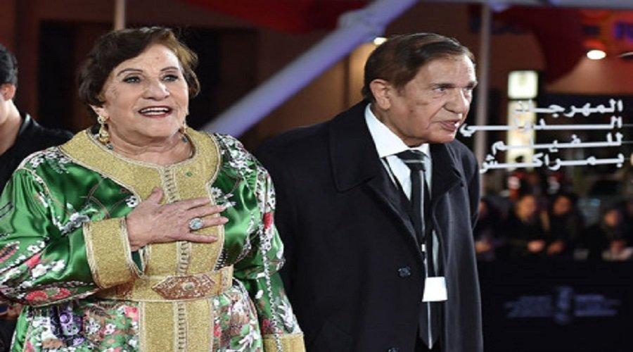 وفاة الفنانة المغربية أمينة رشيد عن عمر 83 عاما