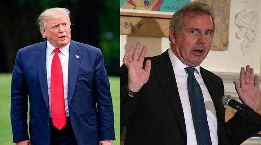 """فضيحة التسريبات و""""شتائم"""" ترامب تعجّل باستقالة السفير البريطاني في أميركا"""