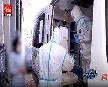 تيلي ماروك تقربكم من المجهودات الجبارة التي تقوم بها الأطقم الطبية المغربية في مواجهة جائحة كورونا