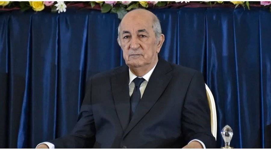 الجزائر..عبد المجيد تبون يؤدي اليمين الدستورية وينصب رسميا رئيسا للجمهورية