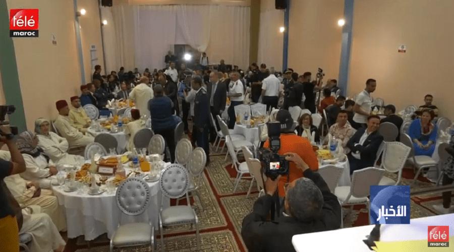 إفطار جماعي لفائدة نزلاء مركز الإصلاح والتهذيب عين السبع